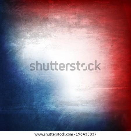 Vintage French tone background - stock photo