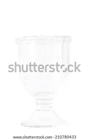 Vintage glass - stock photo