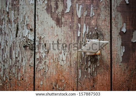 Vintage grunge wood wall texture background  - stock photo