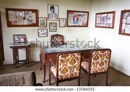 Vintage Interior - stock photo