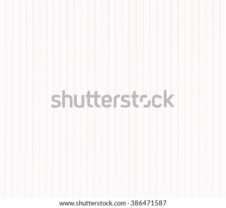 Vintage lined paper background - stock photo