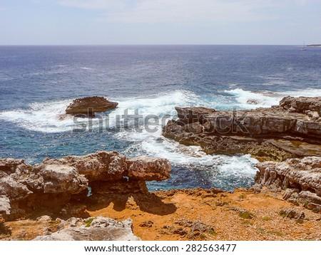 Punta Prima Minorca Island Spain Punta Prima in The Island