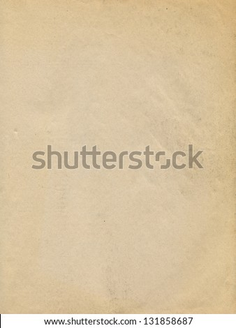 vintage old paper - stock photo
