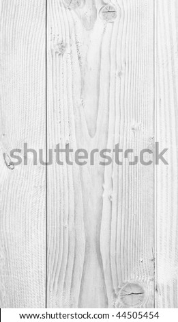 Vintage or grungy white background of natural wood or wooden old texture as a retro pattern layout.It is a concept,conceptual or metaphor wall banner for time,grunge,material,aged,rust or construction - stock photo