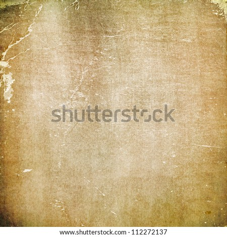 Vintage paper texture use for background - stock photo