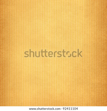 Vintage paper texture with stripes - stock photo