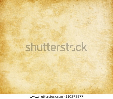 vintage  paper textures.  Old worn paper - stock photo