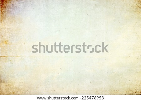 Vintage paper with plenty of copy-space for text  - stock photo