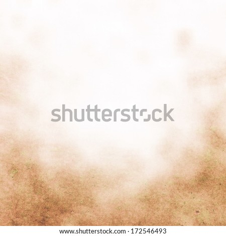 vintage paper with space for text - stock photo