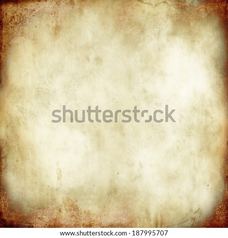 Vintage sepia abstract background - stock photo