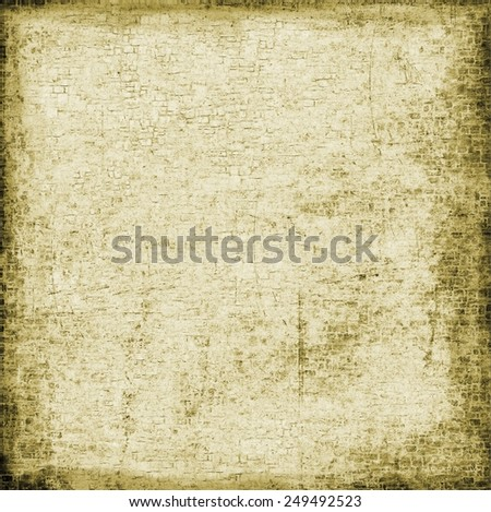 Vintage sepia texture background - stock photo