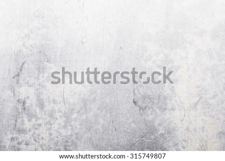 vintage silver texture background - stock photo