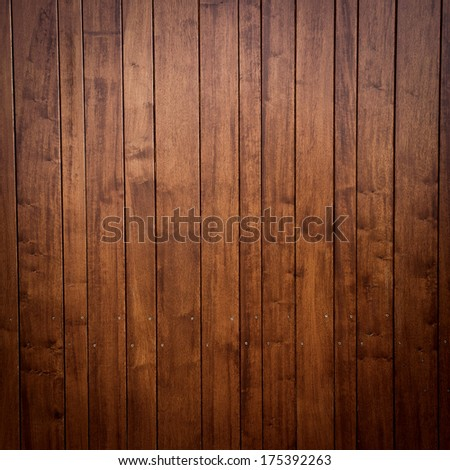 Vintage stained wooden background texture - stock photo