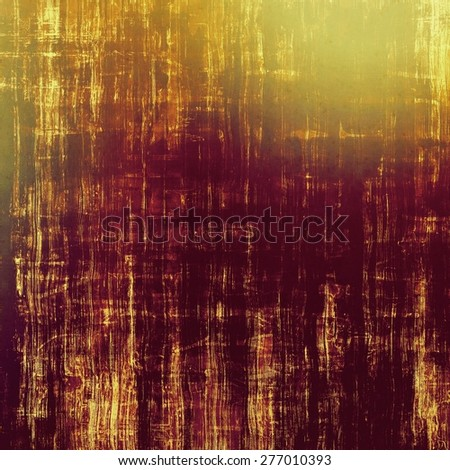 Vintage texture. With different color patterns: brown; purple (violet); green; yellow (beige) - stock photo