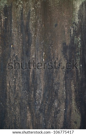 Vintage textured black and gray wall - stock photo
