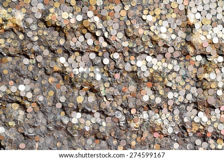vintage wall background,old wall - stock photo