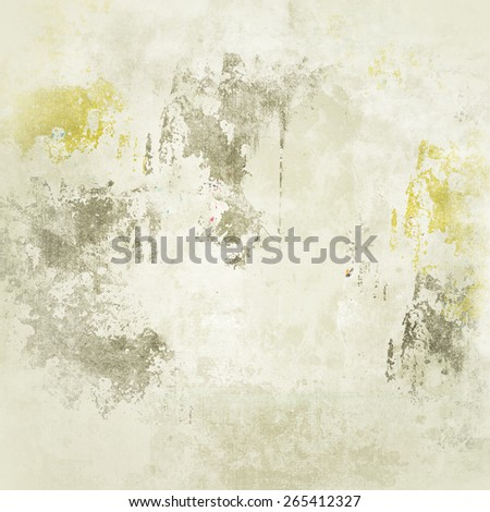 vintage wall texture, grunge background - stock photo