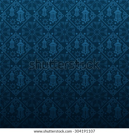 Vintage wallpaper Asian Chinese Japanese Indian - stock photo