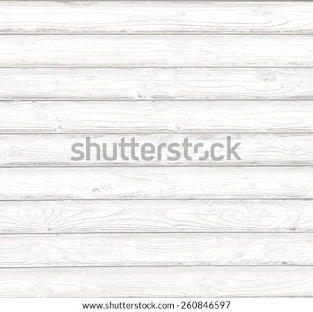 vintage white wood background - stock photo