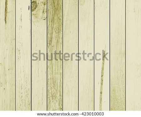 Vintage wood plank floor and wall sepia and pastel colors tone texture background.Vintage Style. - stock photo