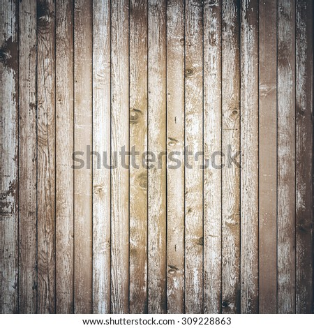 Vintage wood texture surface background - stock photo