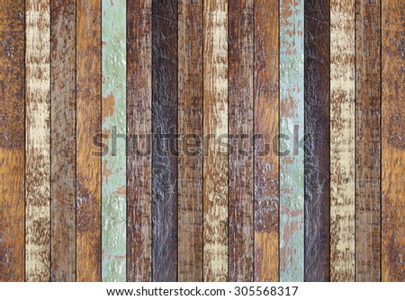 vintage wooden background texture:old/aged wood plank panels tiles backdrop:retro stripe slice of veneer material wallpaper for home,house.room,office,web,banner.template decorate and design concept. - stock photo