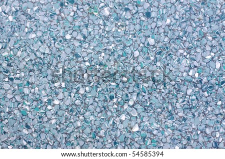 Vinyl floor background or texture - closeup with lots of grain detail - stock photo