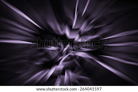 Violet Abstract - stock photo
