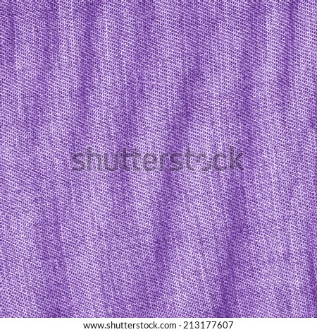 violet crumpled jeans texture  - stock photo