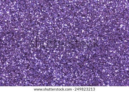 Violet Glitter Background./ Violet Glitter Background - stock photo