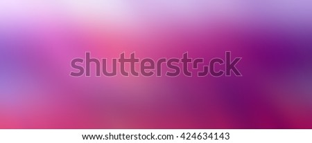 Violet purple blur background. Abstract blurred background. Smooth gradient texture color. Shiny bright background ideal for banner header. - stock photo