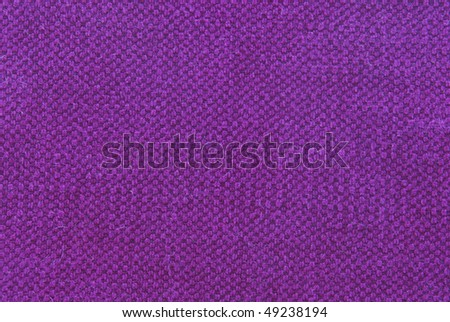 violet purple fabric texture background - stock photo