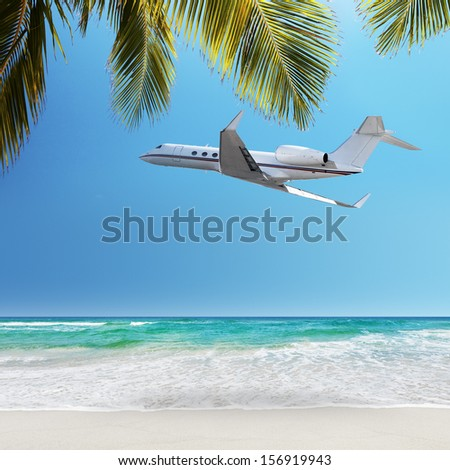 VIP vacation concept - stock photo