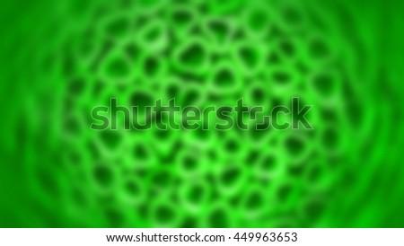 Viruses in infected organism , viral disease epidemic , Outbreak - stock photo
