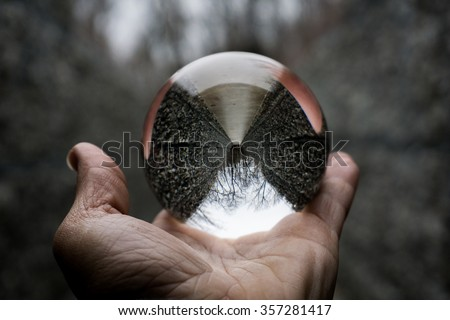 Visionary - stock photo
