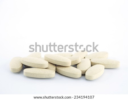 Vitamin C - stock photo