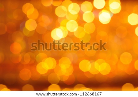 vivid bokeh background - stock photo