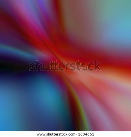 Vivid colors to look like satin. - stock photo