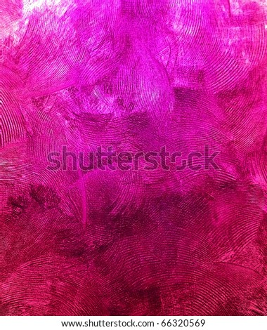 vivid painting background - stock photo