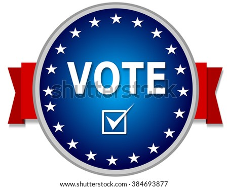 Vote - stock photo
