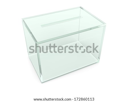Voting Ballot - stock photo