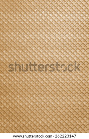 Wafer waffle texture closeup background - stock photo
