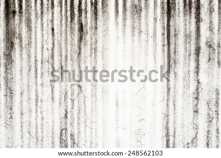 Wall background black and white - stock photo