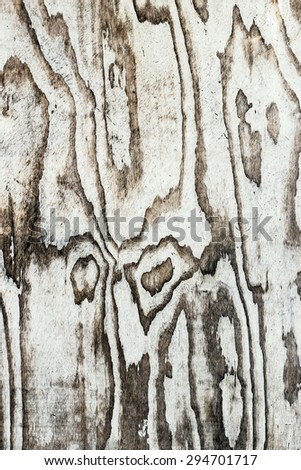 Wall background texture pressed wood grunge stained rugged look - stock photo