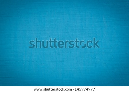 wall blue background - stock photo