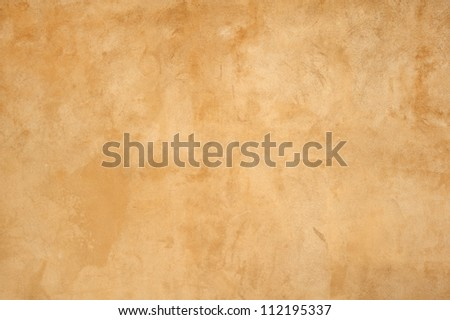 Wall with plaster background, texture - stock photo