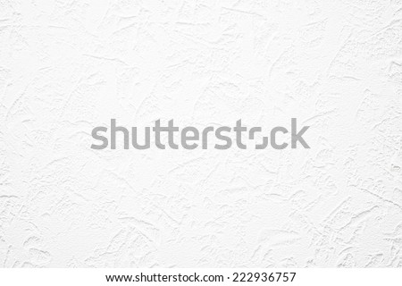 Wallpaper with light decorative texture for building repair decoration interiors. White pastel color. Minimalism style  - stock photo