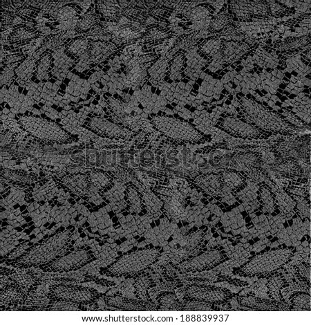 warm clean snake skin texture - stock photo