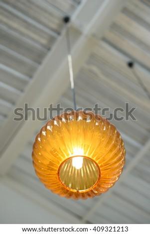 Warm lighting - stock photo