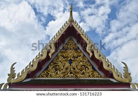Wat Phra Sri Rattana Mahatat Woramahawihan Phitsanulok , Thailand - stock photo